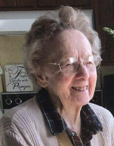 Obituary, Ann Britton Sweeney