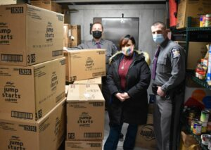 New York State Inter-Agency Food Drive 2021