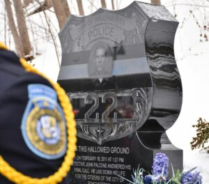State Police honor the sacrifice of Detective John Falcone 10 years later