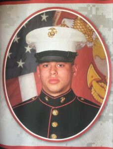 Luis M. Panzer of Pawling graduated from The United States Marine Recruit Depot Parris Island.