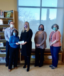 PCSB Bank Donates to Mahopac Library