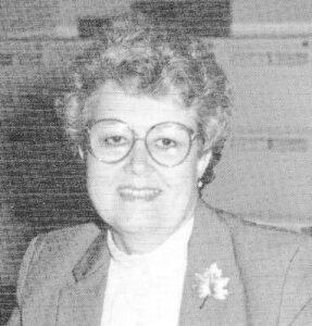 Obituary, ally A. Soraci