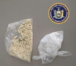 New York City man arrested for felony drug possession in Beekman