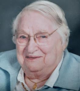 Obituary ,  Florence B. Carroll