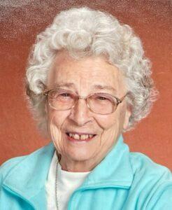 Obituary, Barbara Vaughan