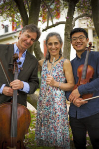 Strings to Shine at Sherman Chamber Ensemble Concert
