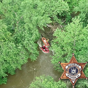 Two People Rescued from the Ten Mile River