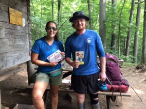 Little Free Library…A Welcome Stop On The Appalachian Trail