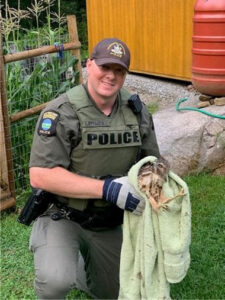 DEC Environmental Conservation Police Officer Highlights Playing Chicken – Putnam County