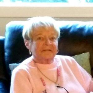 Obituary, Arlene Mary Scanlon