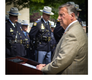 Dutchess County Mourns the Passing of County Sheriff
