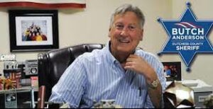 Obituary of Sheriff Adrian H. 'Butch' Anderson       SHERIFF OF DUTCHESS COUNTY